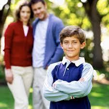 La educación de los hijos suele desesperar a los padres.