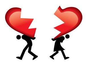 Es aconsejable que las personas que se encuentran en proceso de divorcio realicen una terapia que les ayude a desvincularse de la relación de pareja.