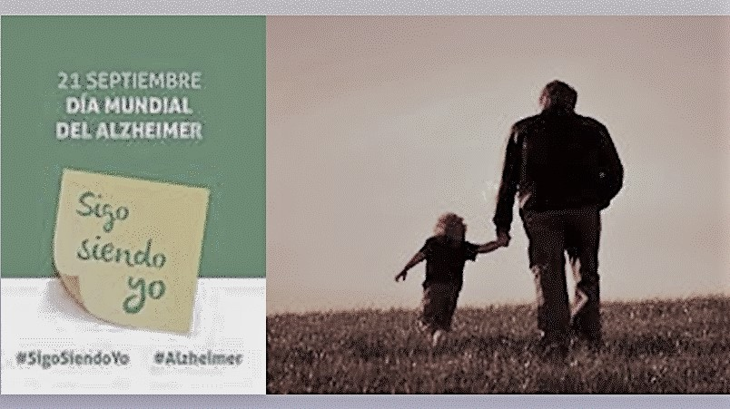 El Alzheimer no es una enfermedad que solo afecte a los adultos, sino también a los niños. Hagámosles participes. No les excluyamos de la familia, ¡eso si que les da miedo!